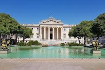 Le Palais de Justice, Marseille, France