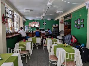 Dawn On The Amazon Café 1