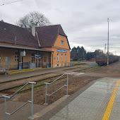 Железнодорожная станция  Hradec Kralove Slezske Predmesti