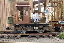 Bellingham Railway Museum, Bellingham, United States