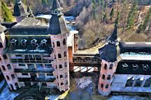 Lapalice Castle, Lapalice, Poland