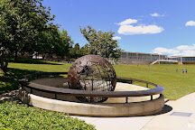 Captain Cook Memorial Globe, Canberra, Australia