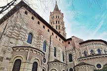 Basilique Saint-Sernin, Toulouse, France