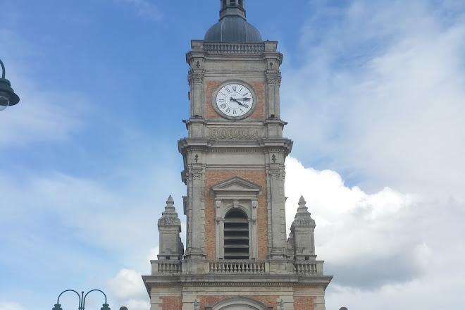 Eglise Saint-Leger de Lens, Lens, France