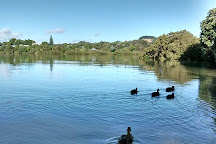 Aroha Island Ecological Centre, Kerikeri, New Zealand