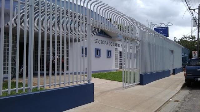 Dirección de Área Rectora de Salud de Santa Cruz