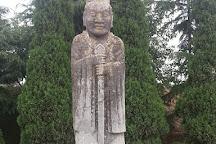 Qianling  Museum, Qian County, China