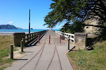 Tolaga Bay Historic Wharf, Tolaga Bay, New Zealand