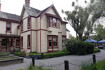 Riccarton House & Bush, Christchurch, New Zealand
