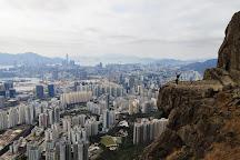 Suicide Cliff, Hong Kong, China