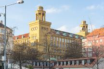 Zizkov Televison Tower, Prague, Czech Republic