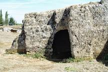 La Necropoli di Anghelu Ruju, Alghero, Italy
