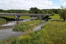 Hogback Covered Bridge, Winterset, United States