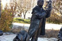 Lewis and Clark Monument Trailhead Plaza, Jefferson City, United States