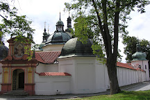 Church of the Blessed Virgin Mary, Tabor, Czech Republic