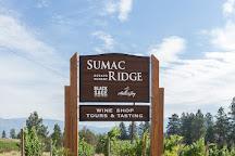 Sumac Ridge Estate Winery, Summerland, Canada