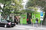 Bravo Ekspres, улица Узеира Гаджибекова на фото Баку