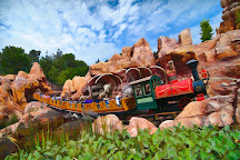 Big Thunder Mountain Railroad, Anaheim, United States