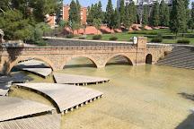 Parc Central de Nou Barris, Barcelona, Spain