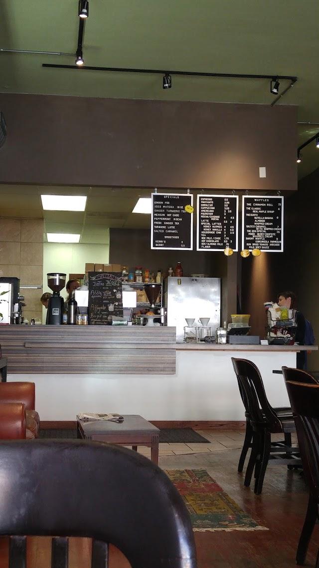 Addis Cafe In Oak Park