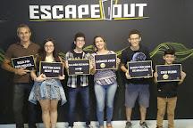 Escape Out, Recife, Brazil