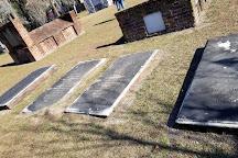 Colonial Park Cemetery, Savannah, United States