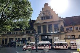 Станция  Lindau Hbf