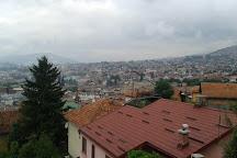 Alifakovac Cemetery, Sarajevo, Bosnia and Herzegovina
