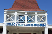 Legacy of the Lakes Museum, Alexandria, United States