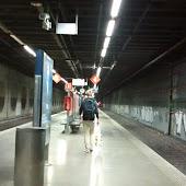 Железнодорожная станция  El Clot Aragó