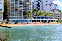 Fort DeRussy Beach Park, Honolulu, United States