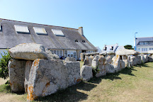 Musee de la Prehistoire, Penmarch, France