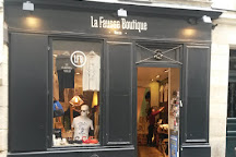 La Fausse Boutique, Paris, France