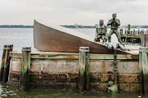 American Merchant Marines Memorial, New York City, United States