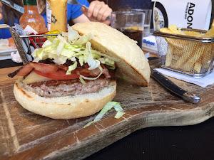 Adonis Burger Bar