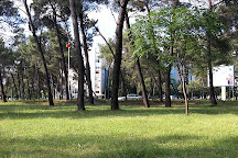 Tolosi Forest Jogging Track, Podgorica, Montenegro