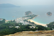 Shek O Beach, Hong Kong, China
