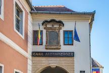 Altemberger House -Sibiu History Museum, Sibiu, Romania