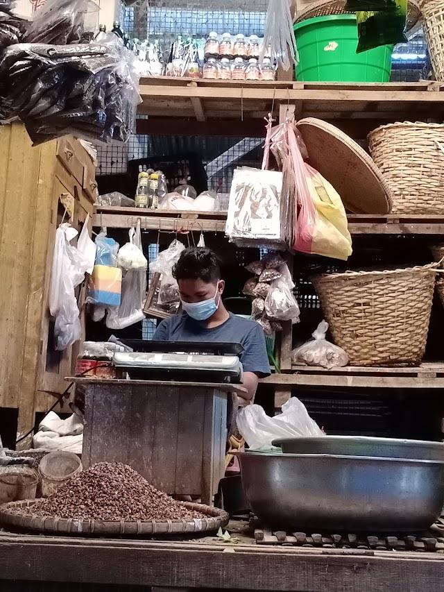 Theingyi Market