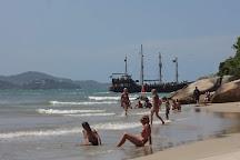 Forte Beach, Florianopolis, Brazil