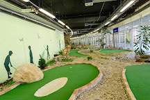 Adventure Minigolf O2 arena, Prague, Czech Republic
