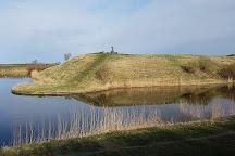 Riberhus Slotsbanke, Ribe, Denmark