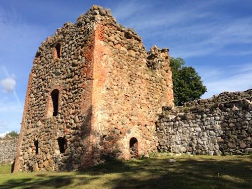 Karksi Order Castle Ruins