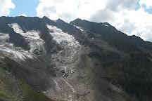 Ghiacciaio di Fradusta, San Martino di Castrozza, Italy