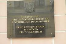Russian Embassy, Tallinn, Estonia
