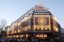 Galeries Lafayette Paris Haussmann, Paris, France