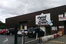 Head Over Heels, Manchester, United Kingdom