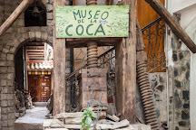 Museo de Coca, La Paz, Bolivia