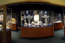 The W. M. Keck Earth Science and Mineral Engineering Museum, Reno, United States