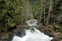 Deception Falls, Skykomish, United States